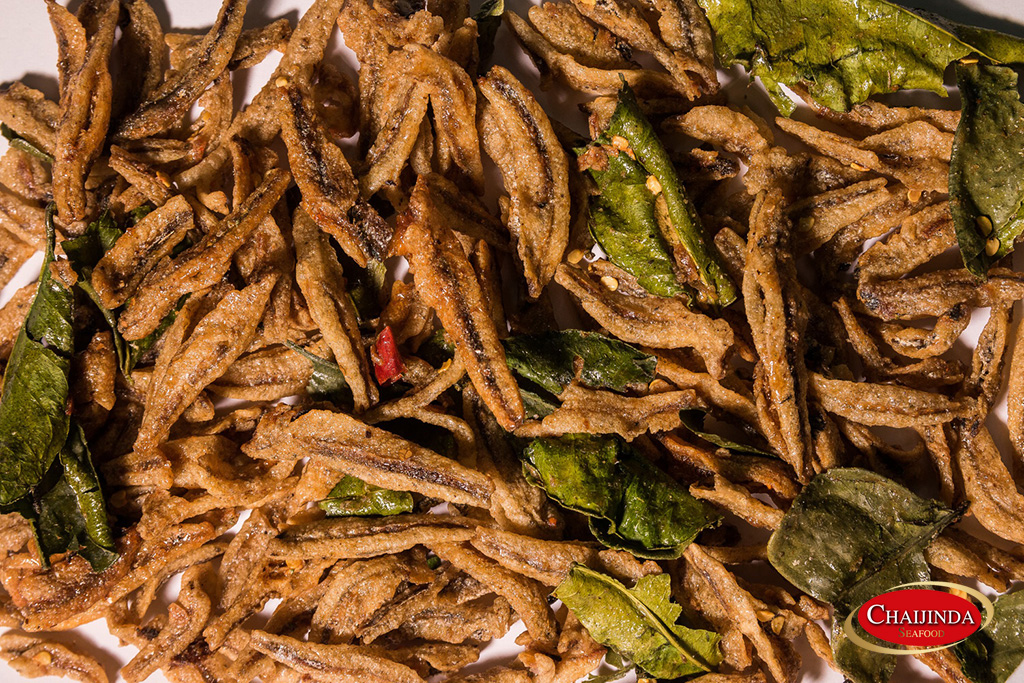Seasoned Fried Anchovy : Tom Yum Herb (ANW-S08)