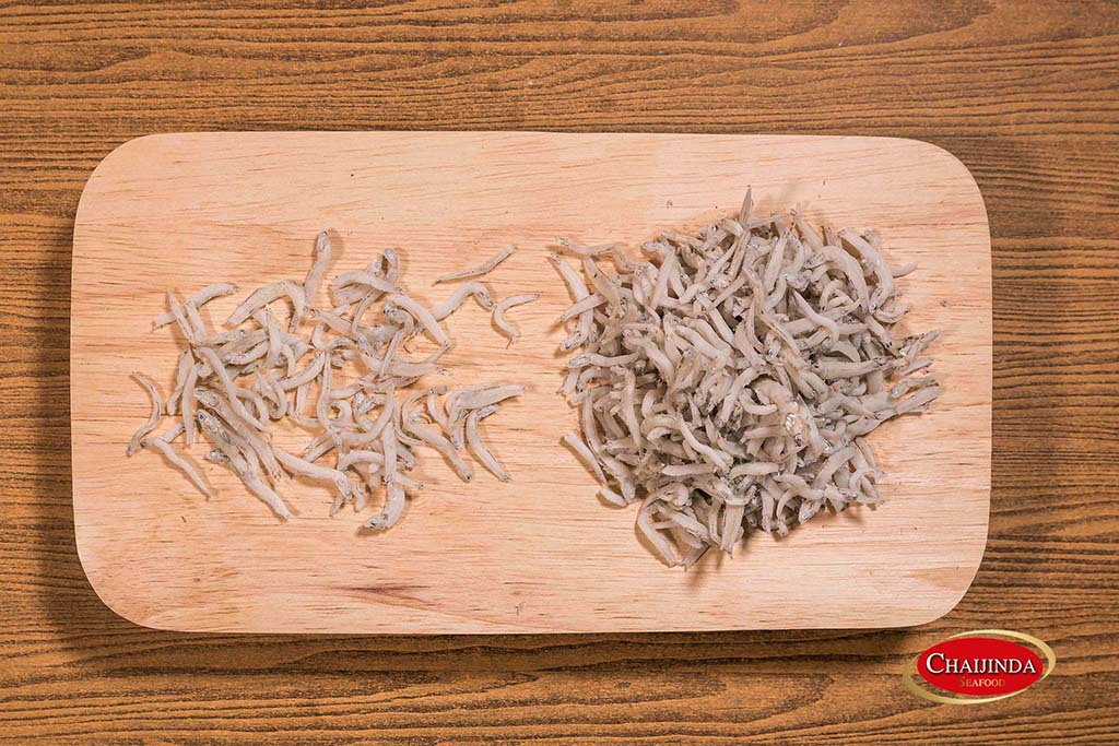 Dried Baby Anchovy (BAW-D02)