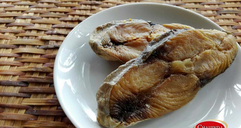 Fried Salted Mackerel (MKL-F01)