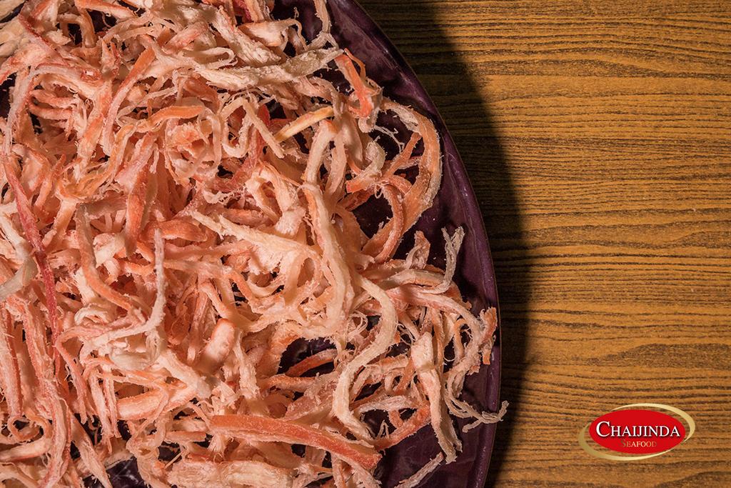 Seasoned Dried Squid (SQW-S06)